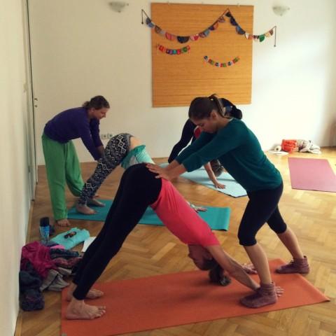 joga šola